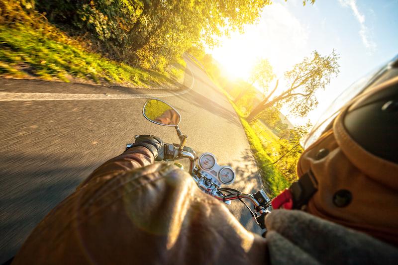 Motorrad Unfallversicherung